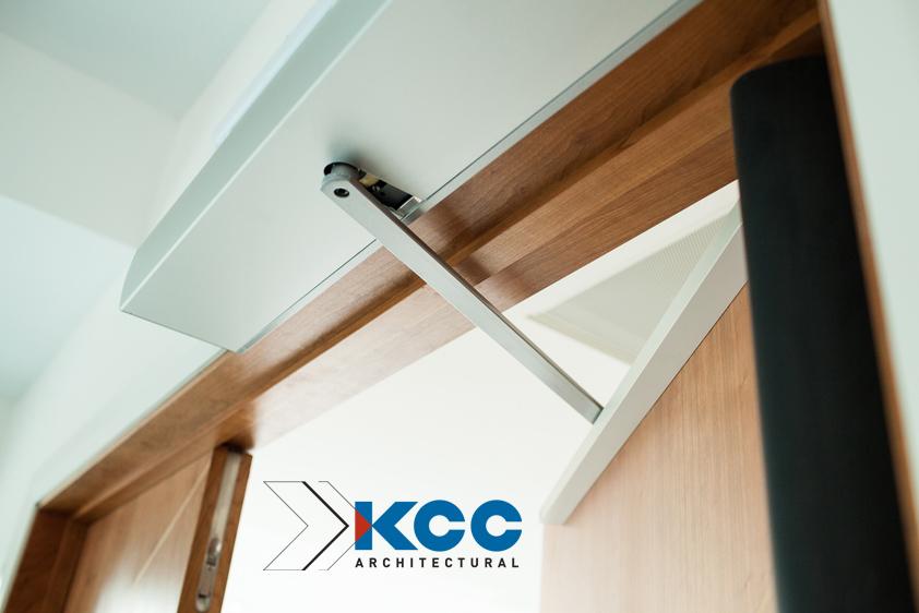 KCC Door Closer & Door Closers - FOCUS™ - KCC