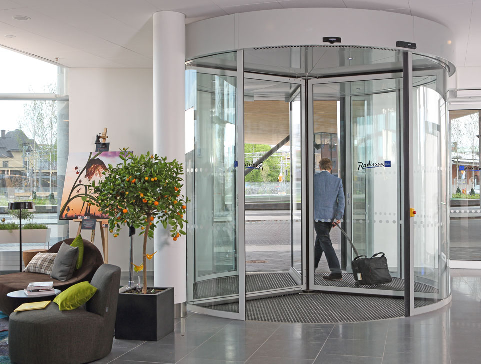 Automatic doors kcc