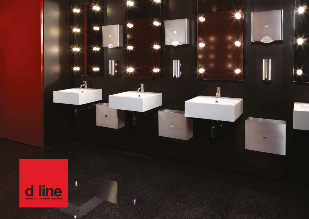 d line sanitary ware kcc