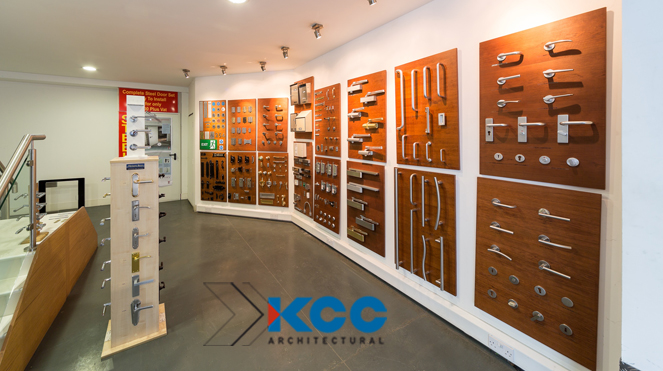 KCC Hardware Showroom