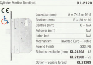 KCC FOCUS™ Accessible Locks