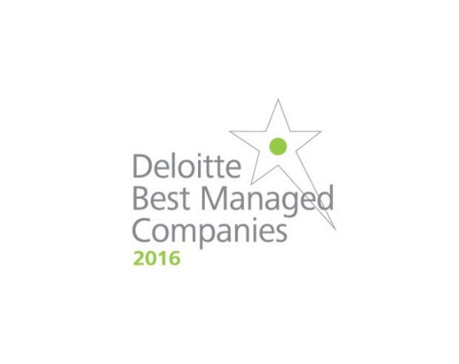 kcc best managed companies award 2016