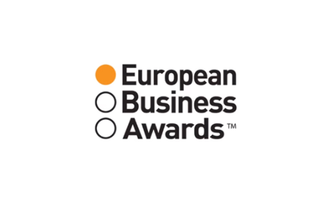 we made the final of the european business awards