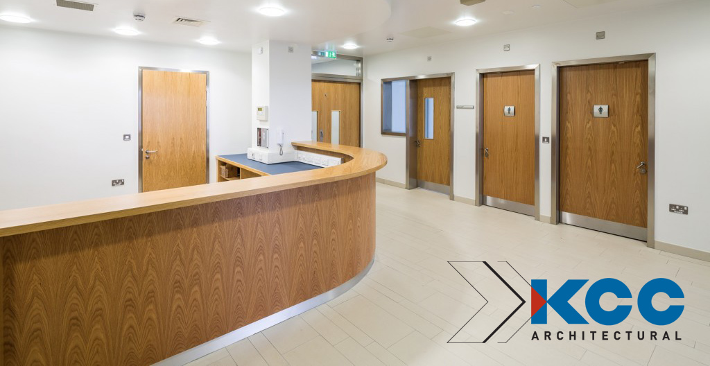 KCC Timber Doors Beaumont Hospital