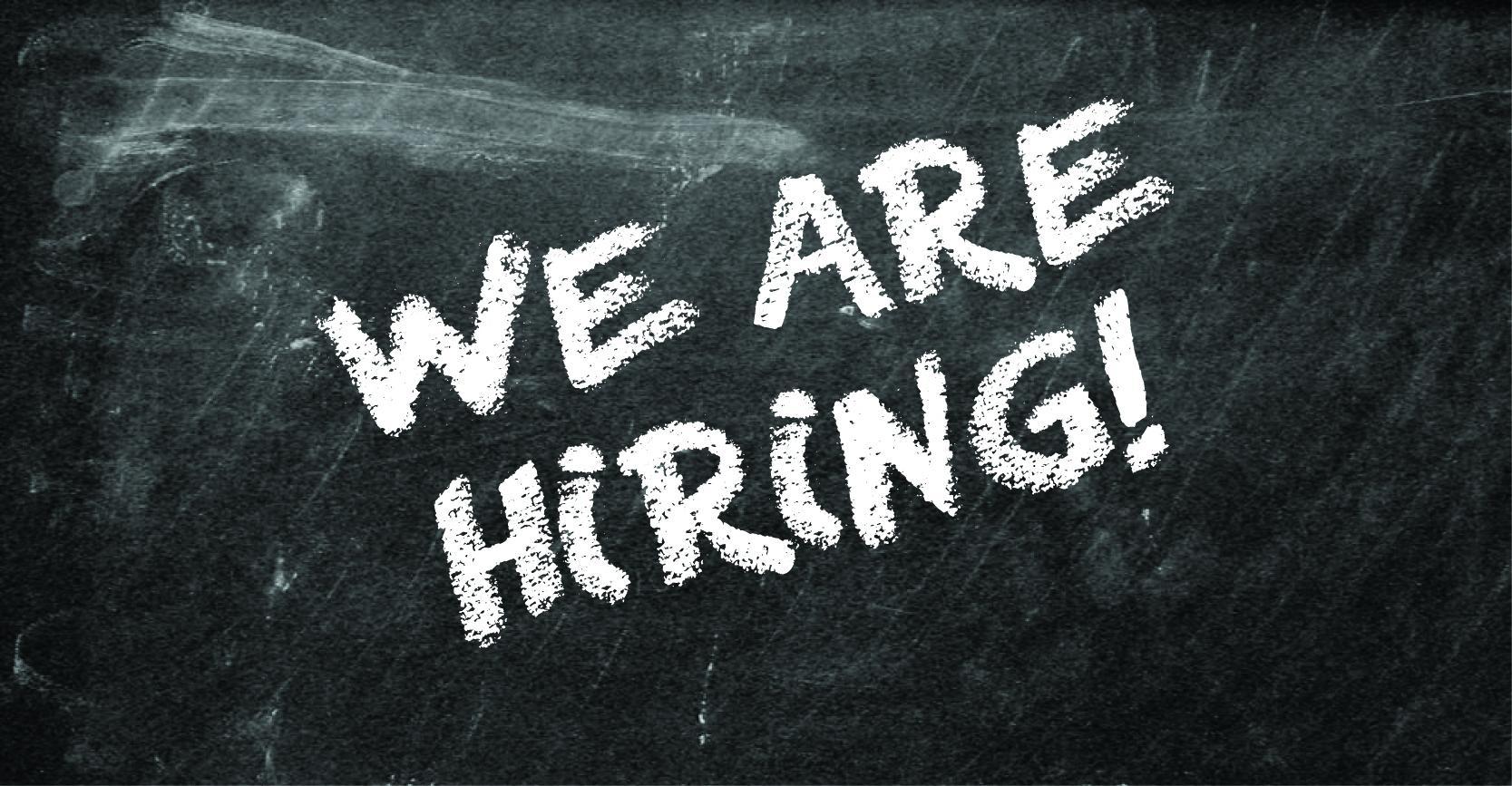 we are hiring KCC